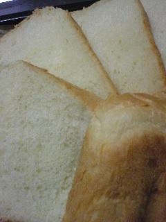 生クリームの食パン