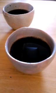 コーヒーの器